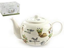 Cottage Garden Teapot (Boxed)